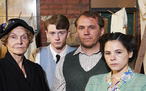 Just Henry TV Drama Cast