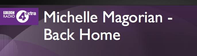 BBC Radio 4 extra serialises Michelle Magorian's Back Home