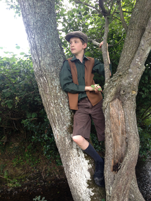 Guest Writer Ben Davis talks about playing William Beech for The North Devon Allstarz