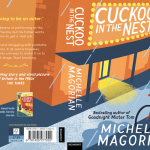 new book jacket for Magorian's Cuckoo In The Nes