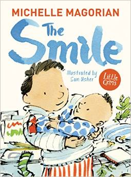 The Smile – A New Book For Little Gems – Available In July