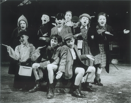 Performing Goodnight Mister Tom The Musical