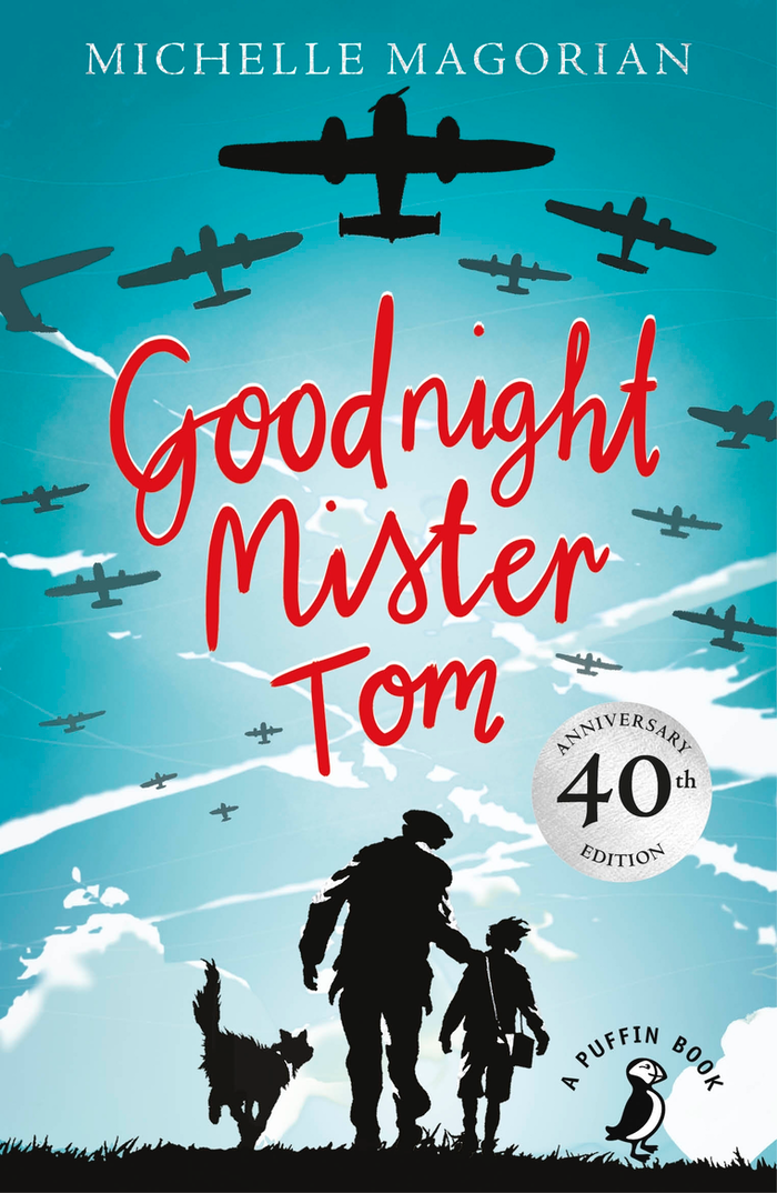 Goodnight Mister Tom -the 40th Anniversary Paperback Edition